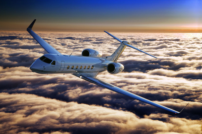 Heavyjets for charter hire