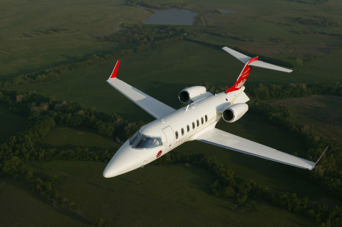 Super-light jets for charter hire