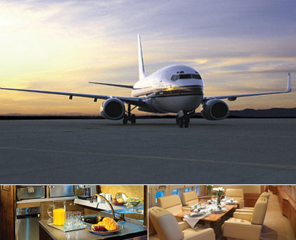 Luxury Private Jet Charter for the UK, Europe and Worldwide