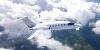 Piaggio Avanti for charter hire with Exact Aviation