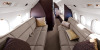 Falcon 900 for charter hire with Exact Aviation