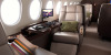 Falcon 2000 for charter hire with Exact Aviation