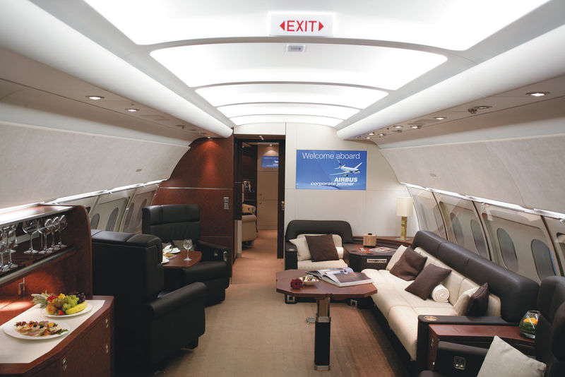 Airbus A318 Elite A319 Cj Exact Aviation