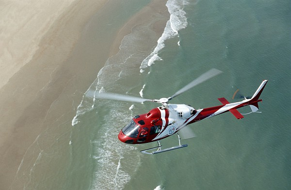 Airbus AS355 for hire