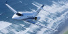 Hawker 800 for charter hire with Exact Aviation