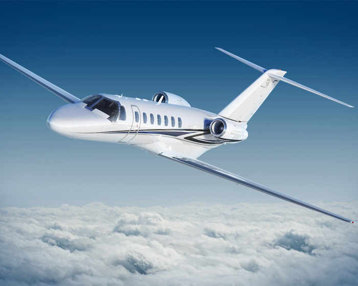 Citation Jet CJ3 for charter hire from Exact Aviation