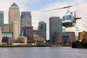 Helicopter hire UK